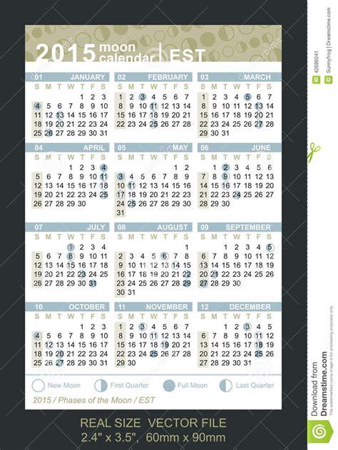 Calendario Da Lua 2015 Fases Da Lua 2015 New Calendar Template Site