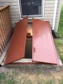 exterior cellar doors the lowdown on cellar door painting paint quality
