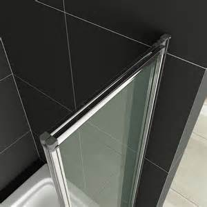 affordable folding shower screens aica bathrooms ltd designer single glass bath shower screens dbc idensbs
