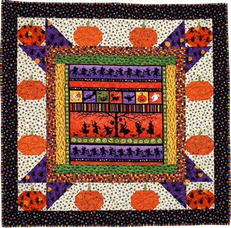 Pumpkin Patch Quilts by Pumpkin Patch Quilt Pattern Cmq 107 Wall Hanging Table