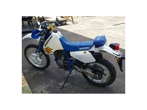 Suzuki 350 Dr Suzuki Dr 350 For Sale Used Motorcycles On Buysellsearch