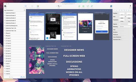 sketch app free github mengto appstoresketch a app store template