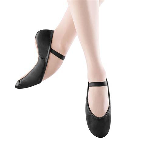 black ballet shoes bloch dansoft toddler ballet slippers black