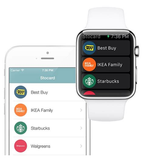 Apple App Store Gift Card Canada - stocard launches apple watch app to bring your rewards cards to the wrist iphone in
