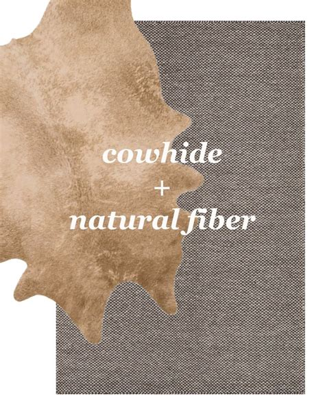 Faux Cowhide Area Rug Layered Rugs Faux Cowhide Fiber Rug Layered Pinterest Fiber Rugs