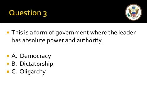 government and the state section 1 u s government chapter 1 section 1 quot government and the