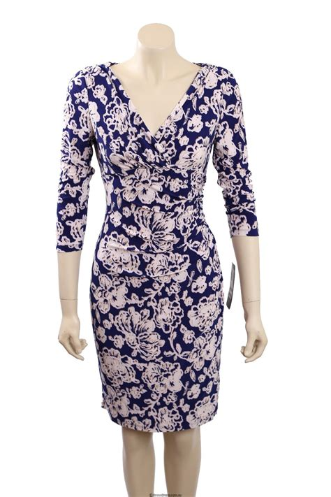10 Floral Dresses For by Ralph Size 10 Purple Floral Dress