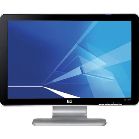 Hp Hewlett Packard 20 C301l hp w2007 20 1 quot widescreen lcd vga dvi d rk284aa b h photo