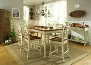 country dining room tables 20 pretty cottage furniture for dining rooms home