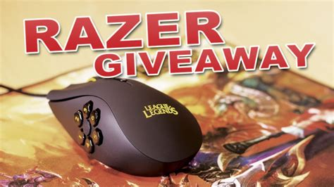League Giveaway - razer league of legends giveaway unboxholics com