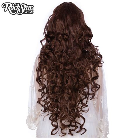 Pre Order Wig Linen Yellow Curly W58342 1 wigs usa curly 90cm 36 quot brown mix dolluxe 174