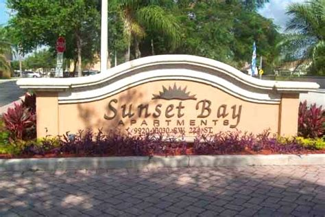 section 8 bay area sunset bay apartments a south miami apartment community