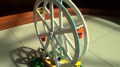 libro la rueda de la rueda de la fortuna maqueta youtube