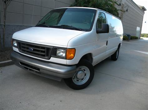 2004 ford econoline 2004 ford econoline cargo cars for sale
