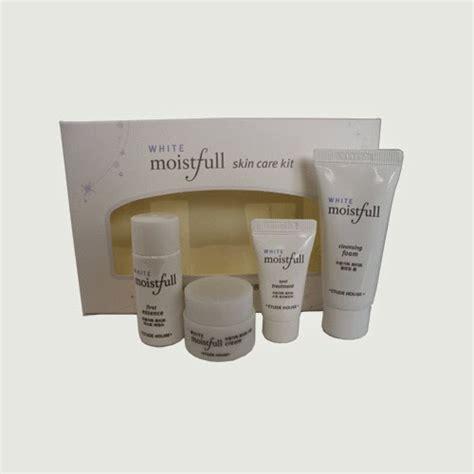 Harga Etude House Moistfull White paket etude house white moistfull skin care kit toko
