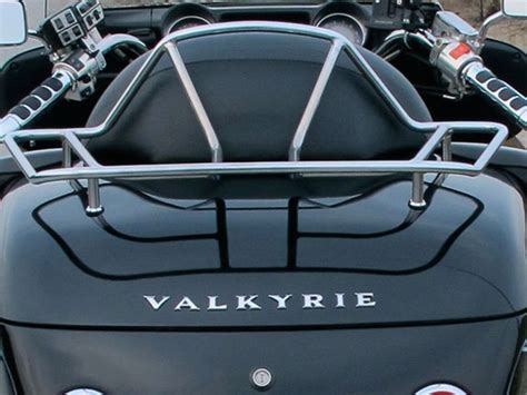 Valkyrie Luggage Rack by Trunk Luggage Rack For Valkyrie Interstate