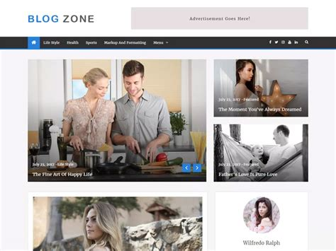 themes in the hot zone 70 best wordpress blog themes download free now for 2018