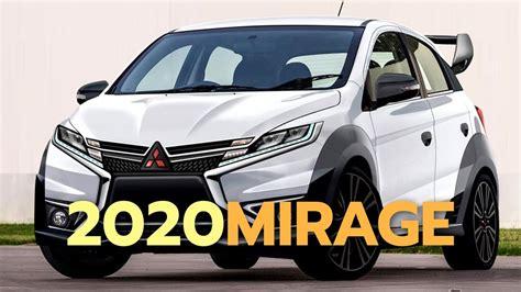2020 Mitsubishi Mirage by 2020 Mitsubishi Mirage ใช แพลตฟอร ม Nissan Juke อาจกลาย