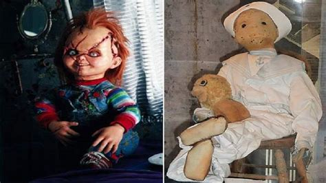 haunted killer doll meet robert the haunted doll that inspired the chucky doll