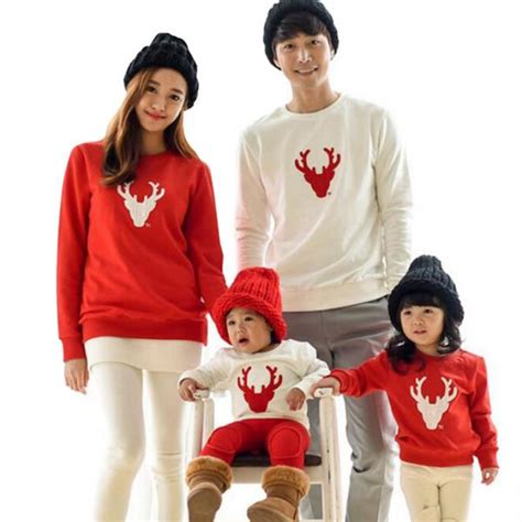 Dress Kid Arcia Merah popular sweaters family buy cheap sweaters family lots from china