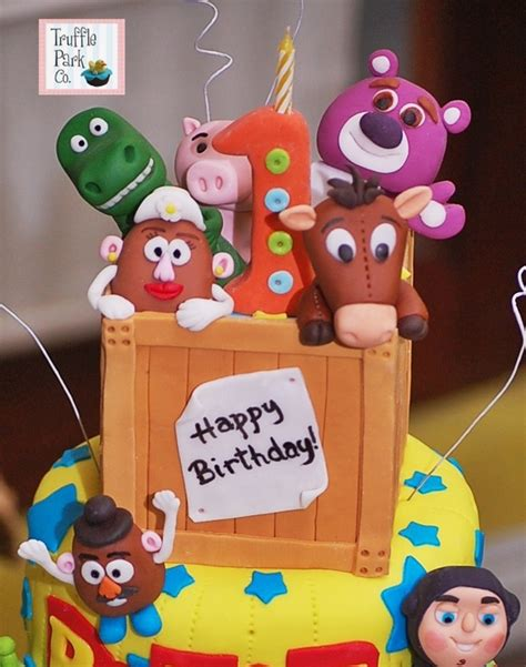 themes toy story 3 toy story themed cake cakecentral com