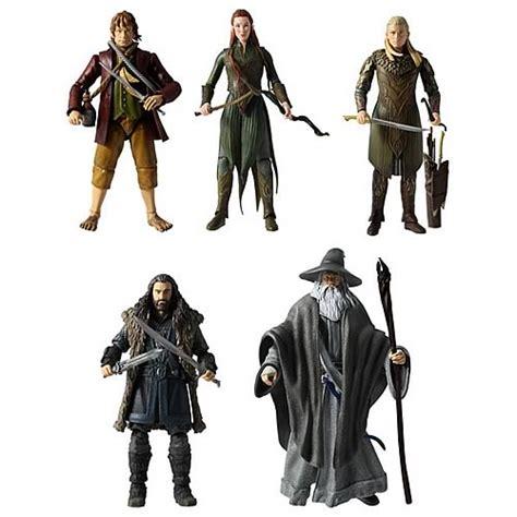 figure collectors the hobbit 6 inch collector figures wave 1 bridge