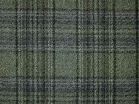wool plaid curtains stirling wool tartan check sage green curtain upholstery