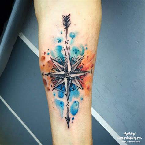 kompass kreuz tattoo kreuz tattoo unterarm cheap epic jesus tattoo with kreuz