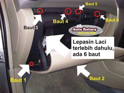 Filter Kabin Udara Ac Mobil Honda Hr V Merk Type Carbon bengkel sendiri cara pemasangan filter blower filter