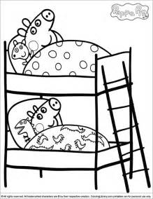 peppa pig coloring pages peppa pig coloring pages coloring home