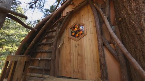 time lapse honeycomb hideaway treehouse masters youtube