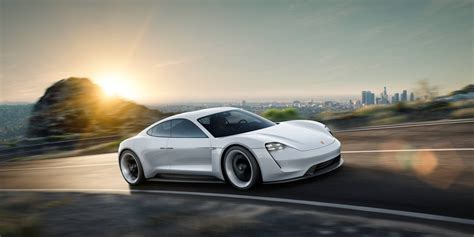 porsche mission e wallpaper porsche mission e concept sur startandstop