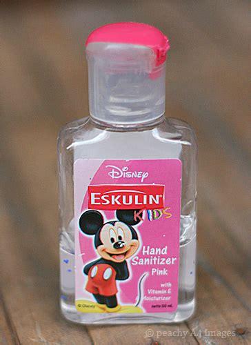 pink fridays hand sanitizer mommy peach