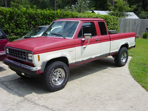 1986 Ford Ranger by Slicnic911 S 1986 Ford Ranger Regular Cab In Tallahassee Fl