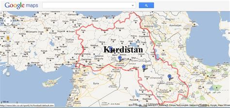 kurdistan map kurdistan map kurdish guide