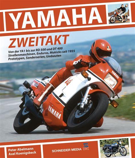 Yamaha Zweitakt Motorrad by Yamaha Zweitakt Delius Klasing