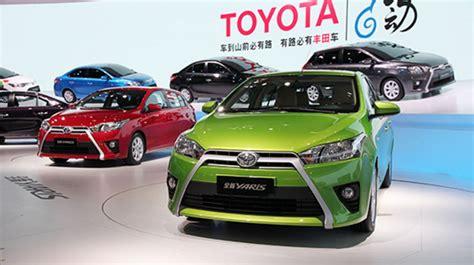 Toyota Market In China Toyota China Market
