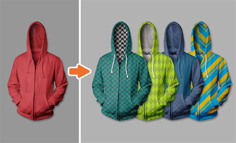 hoodie design template psd photoshop advanced hoodie mockup templates pack