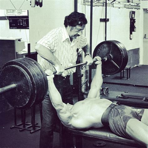 arnold bench press training must mirror life and sports zach even esh