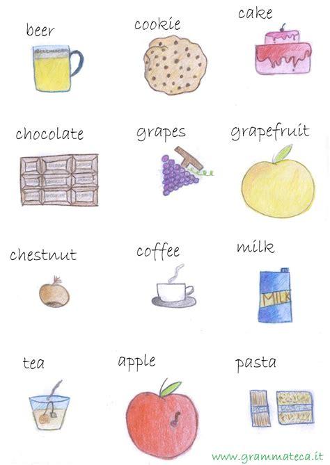 alimenti in tedesco dizionario illustrato grammateca