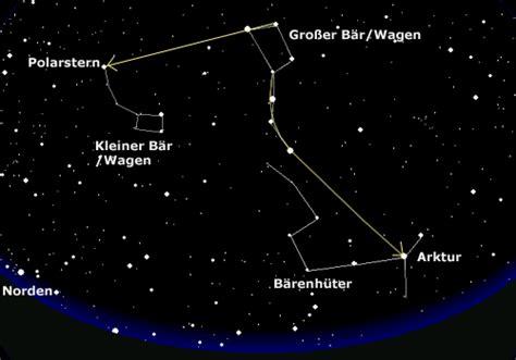 kleiner wagen polarstern starhopping vom gro 223 en wagen zu polarstern b 228 renh 252 ter