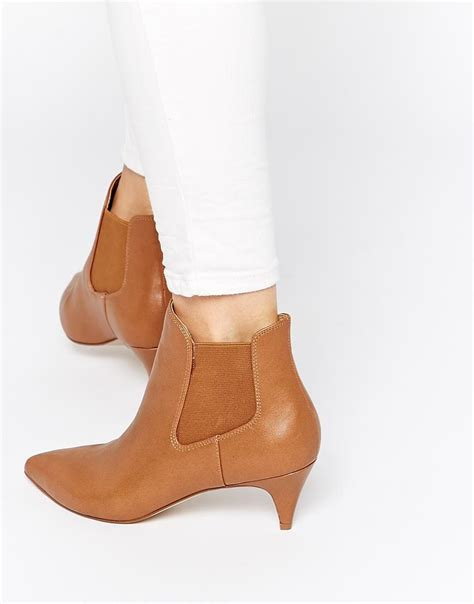 asos redchurch kitten heel ankle boots from asos