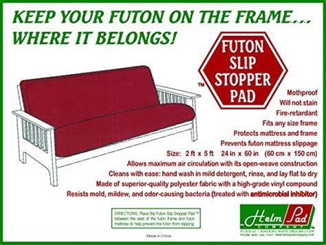 futon grip helm pad company non slip futon grip pad slip stopper pad