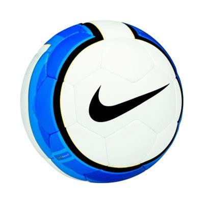$79.99 nike total 90 aerow ii soccer ball (white/royal