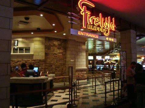 firelight buffet