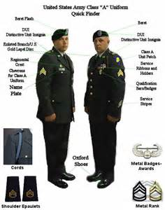 Us army dress blues belt the army class a uniform is