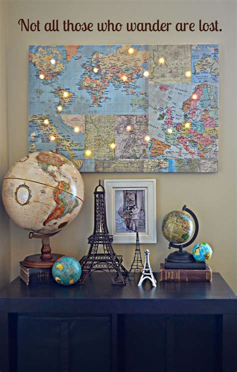 travel wall ideas 25 best ideas about world travel decor on pinterest