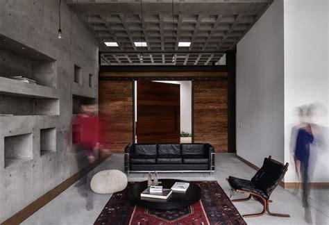 odd house maison contemporaine en b 233 ton 224 toiture courb 233 e construire tendance
