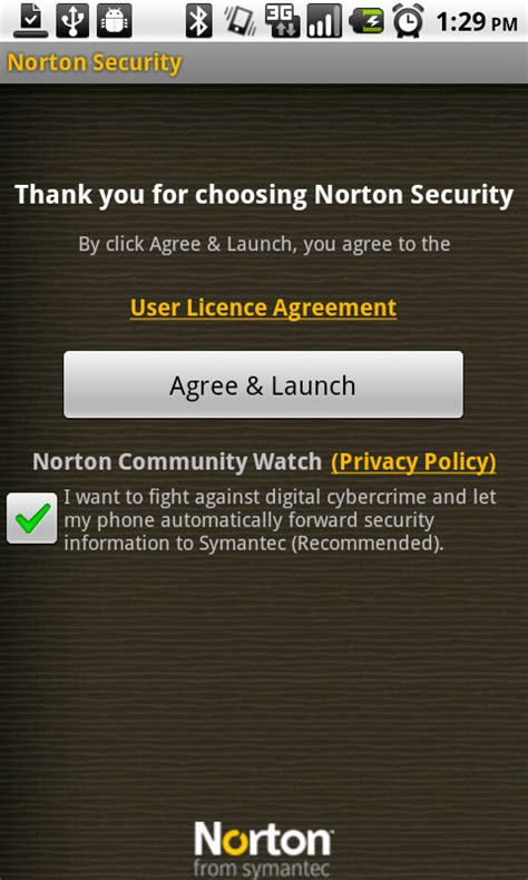 android app norton smartphone security android central - Norton For Android
