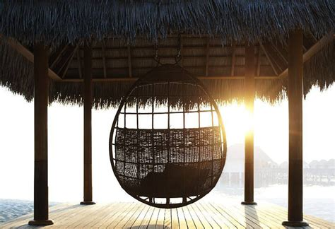 swing architecture w retreat maldives deck porch swing interior design ideas